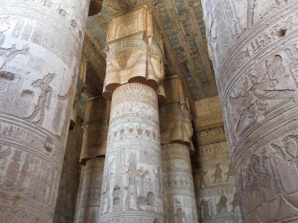 Ägypten -Tempeltour